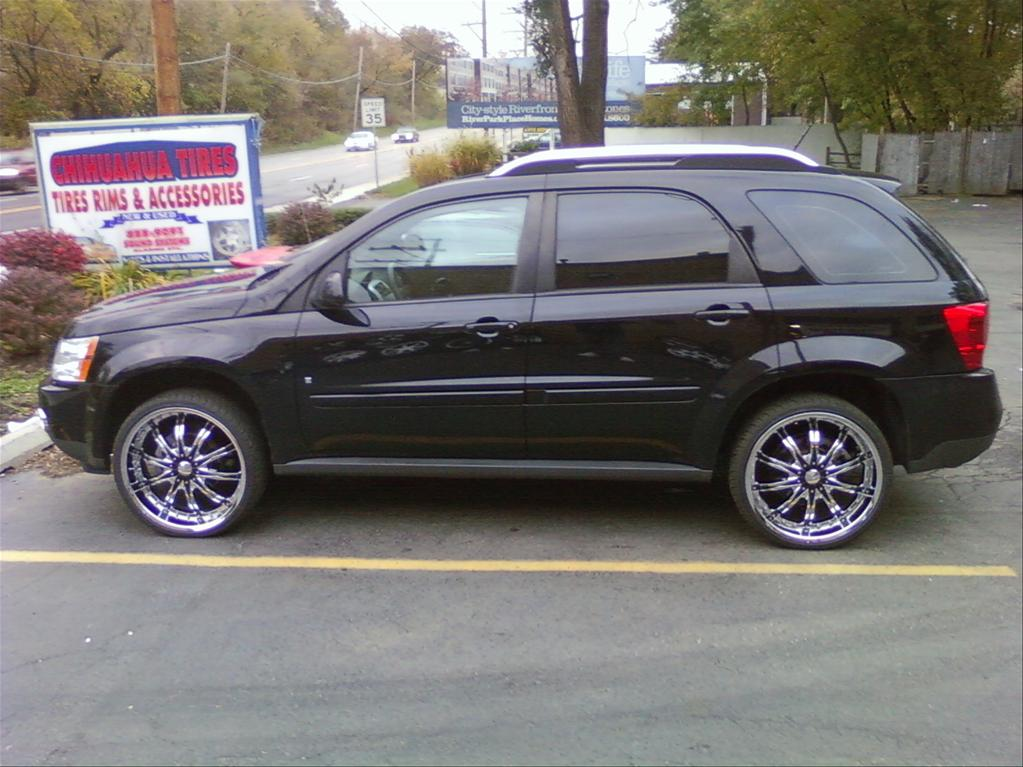 Pontiac Torrent #15