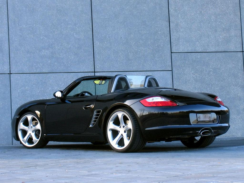 2007 Porsche Boxster Image 13