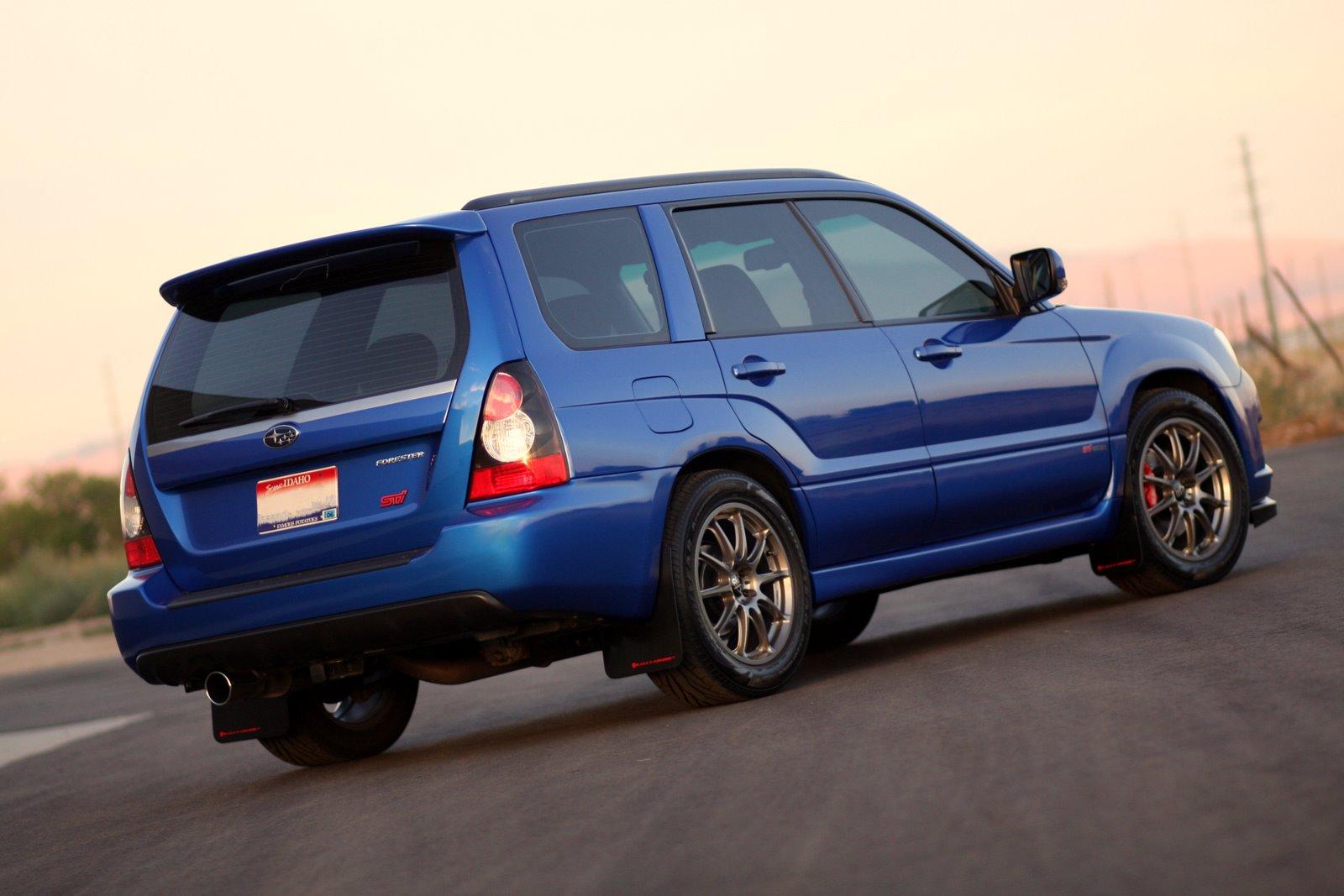 2007 Subaru Forester Image 17