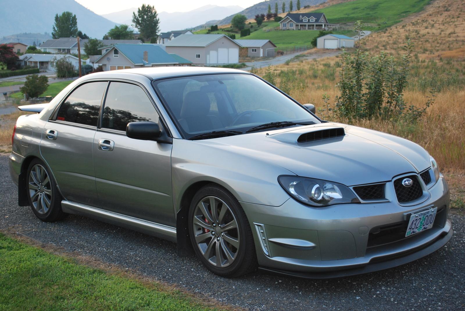 2007 Subaru Impreza Image 14