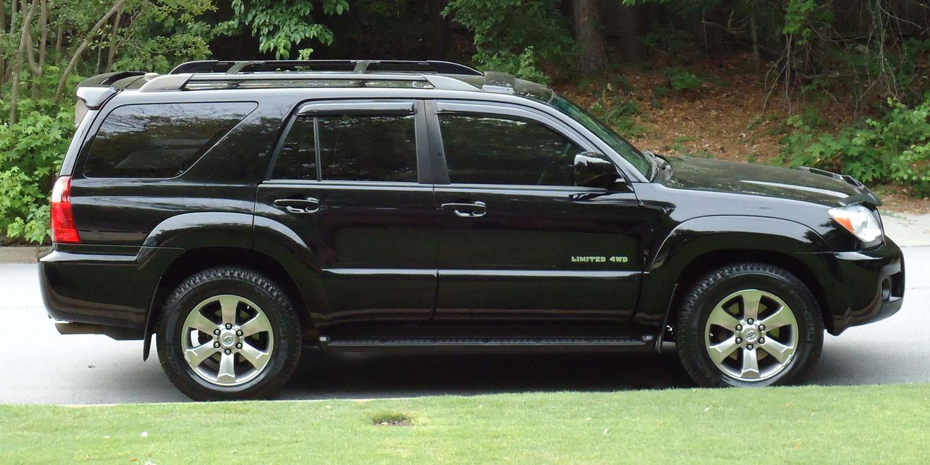 2007 toyota 4runner image 17. Black Bedroom Furniture Sets. Home Design Ideas