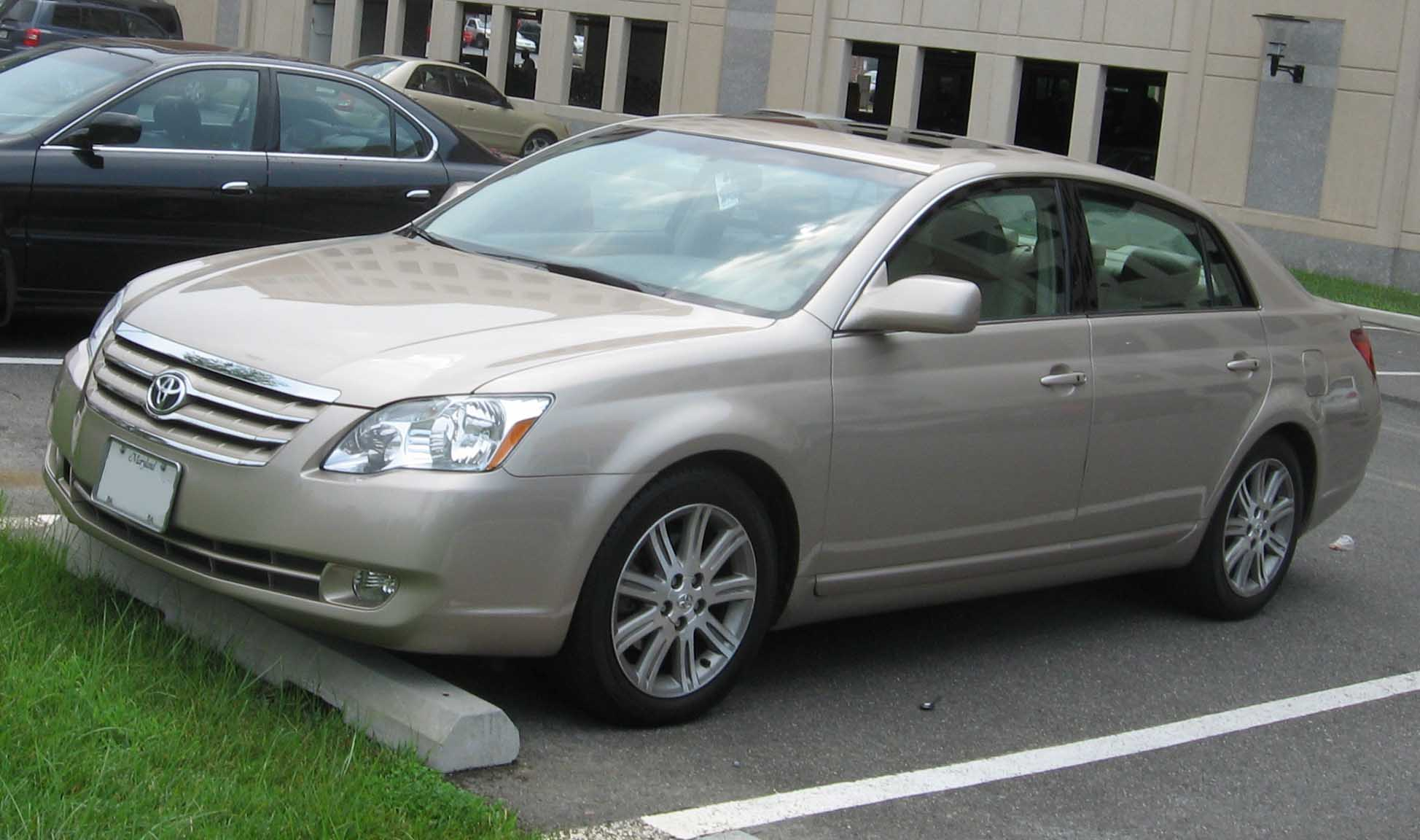 2007 Toyota Avalon Information And Photos Zombiedrive 2005 3 5l Engine Diagram 13
