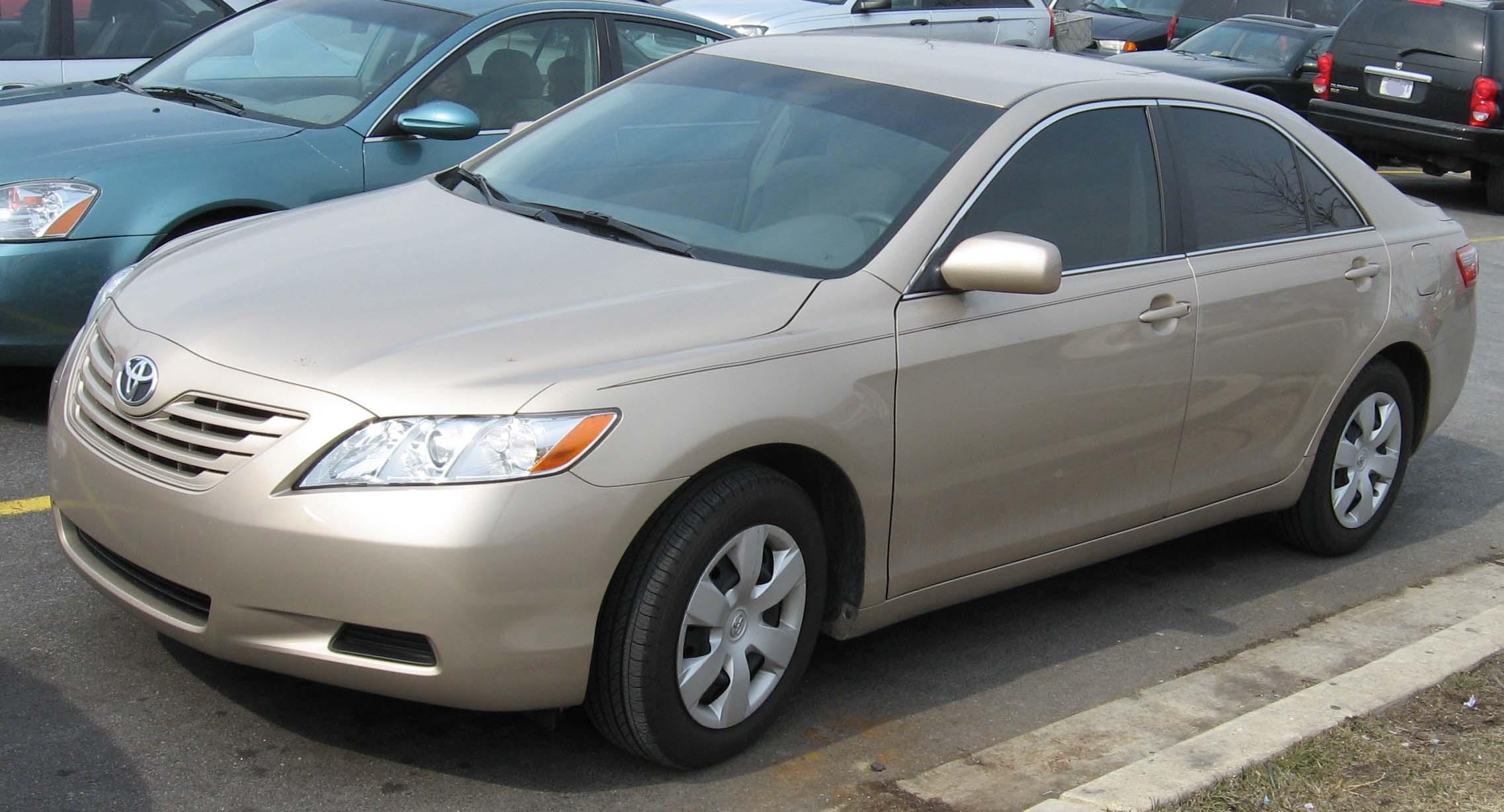 2007 Toyota Camry 18