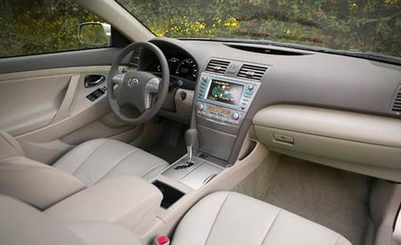 2007 Toyota Camry 10