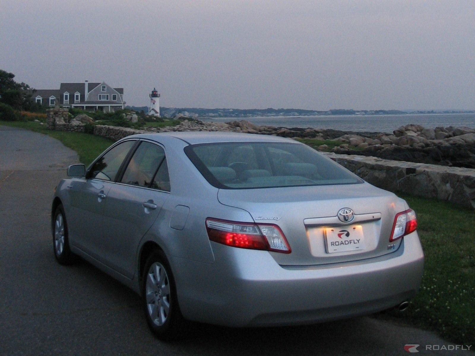 2007 Toyota Camry 16