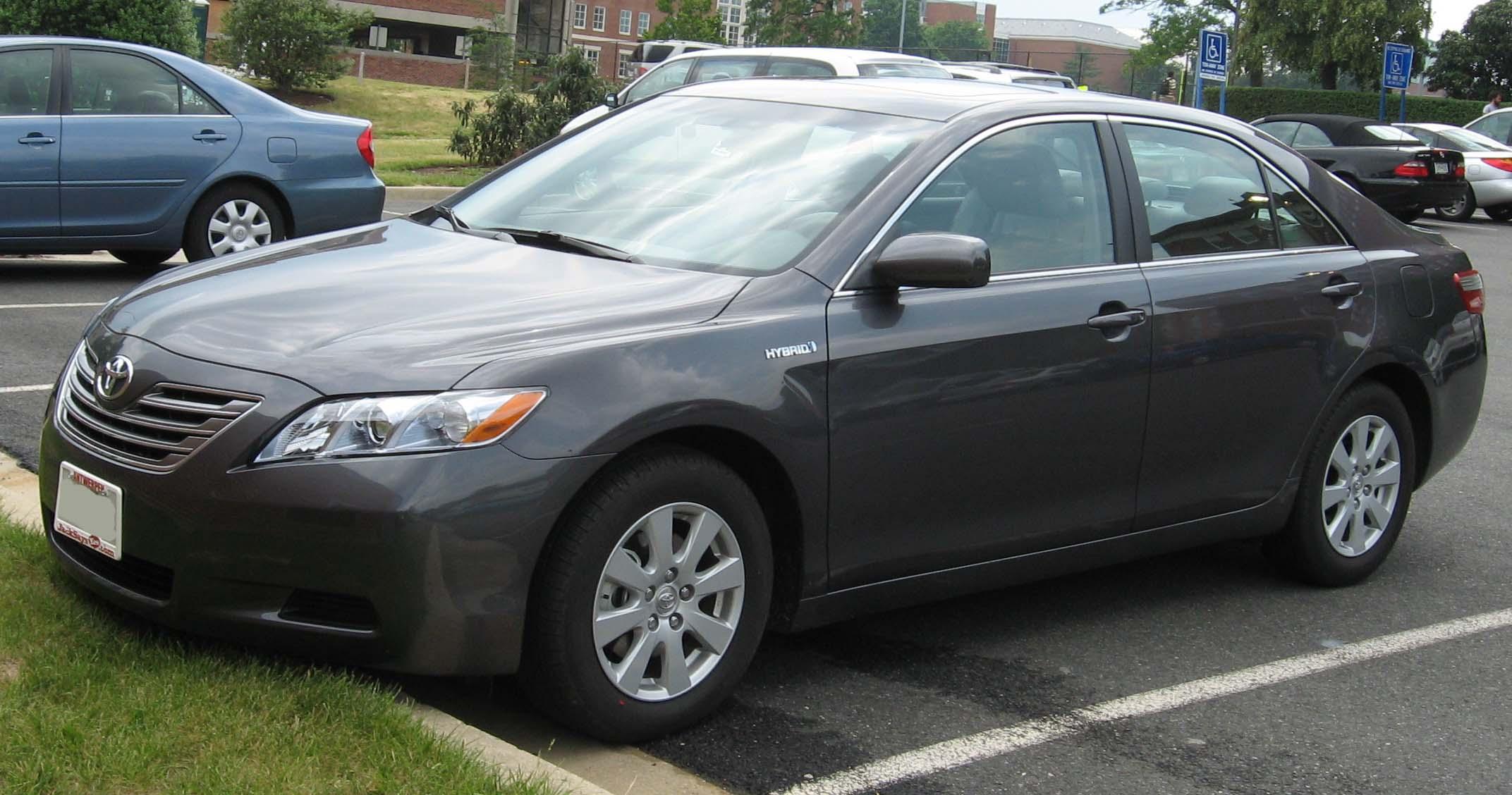2007 Toyota Camry Hybrid Image 18