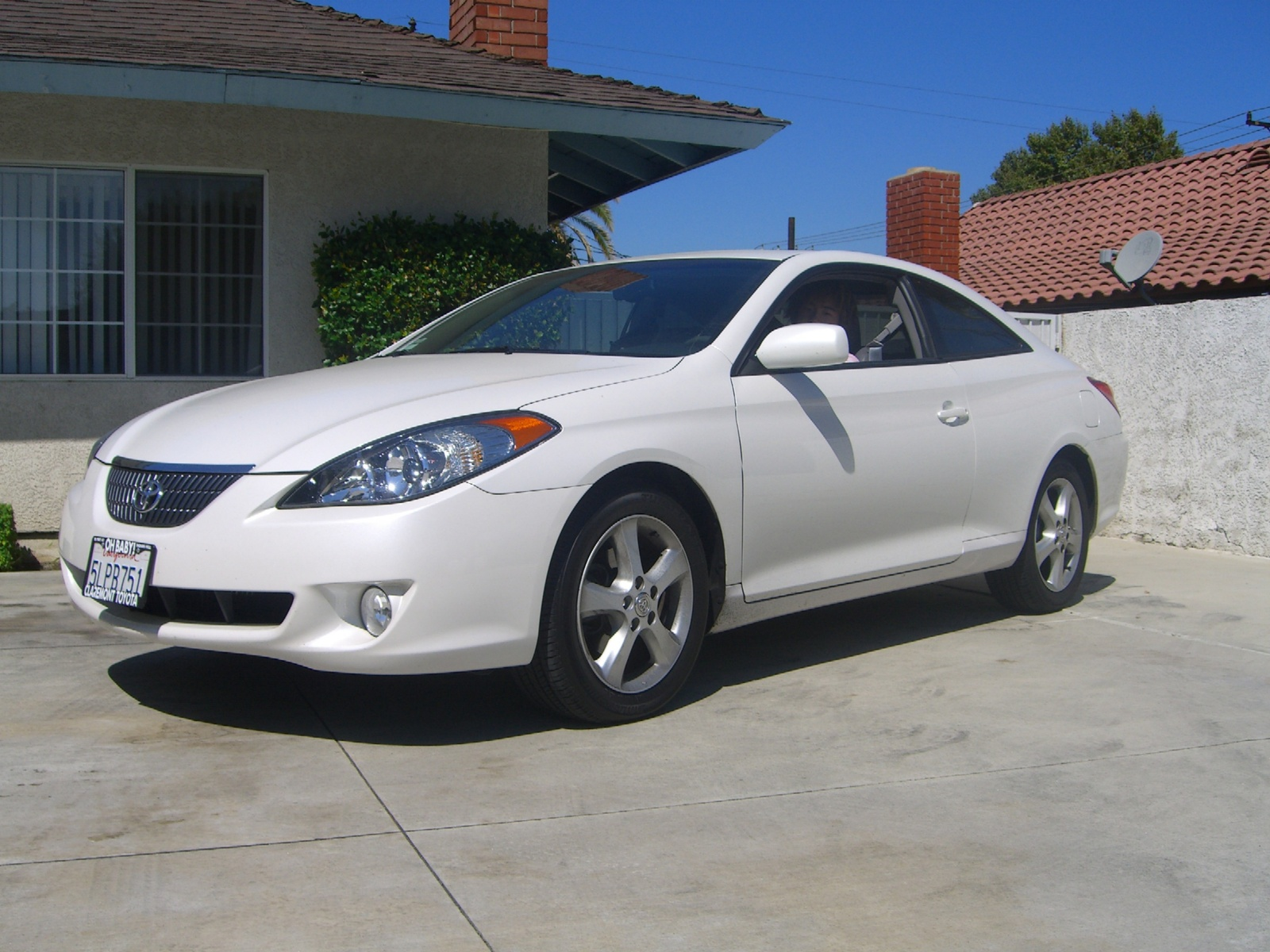 2007 Toyota Camry Solara Image 18