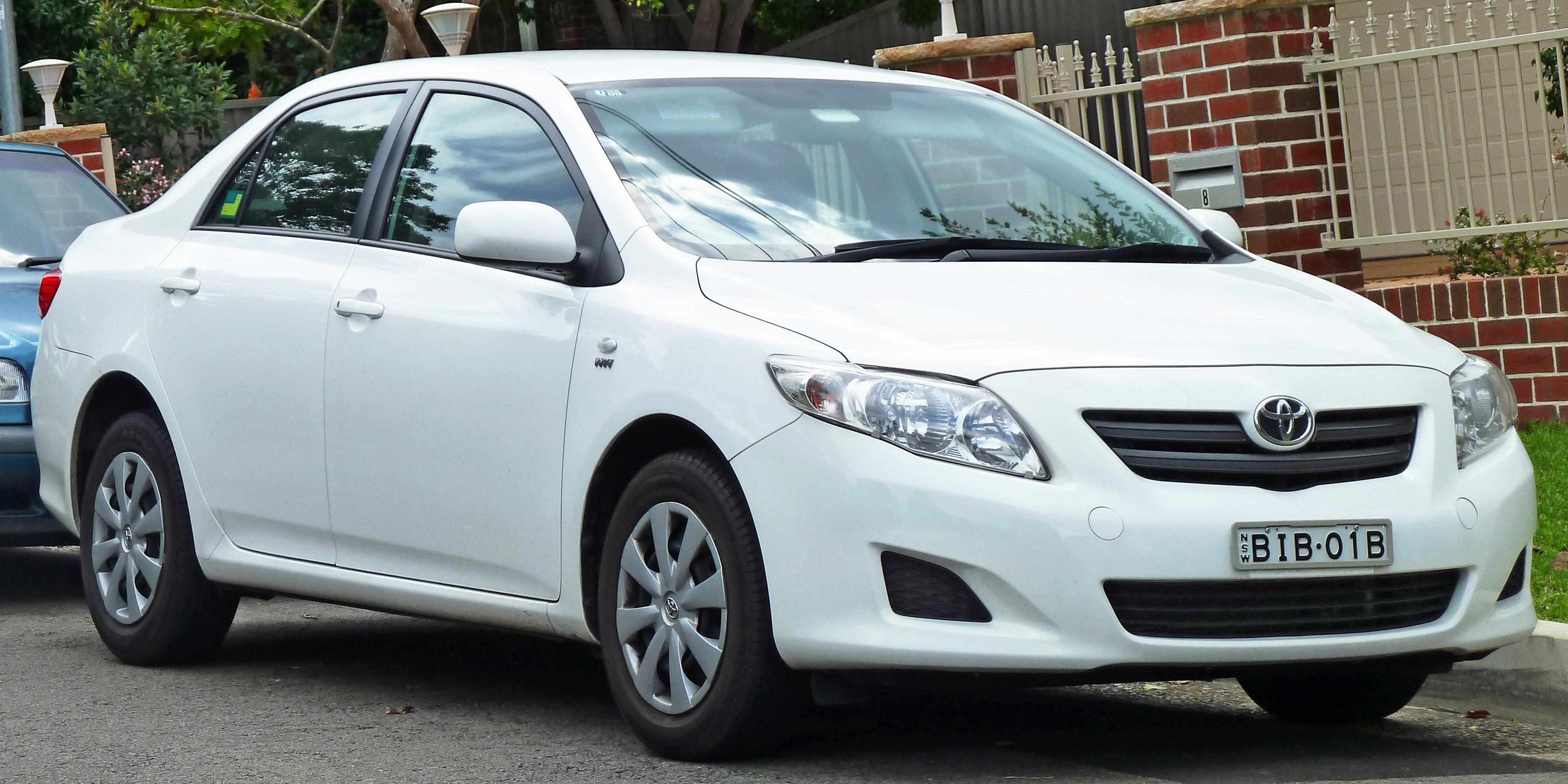 2007 Toyota Corolla Image 13