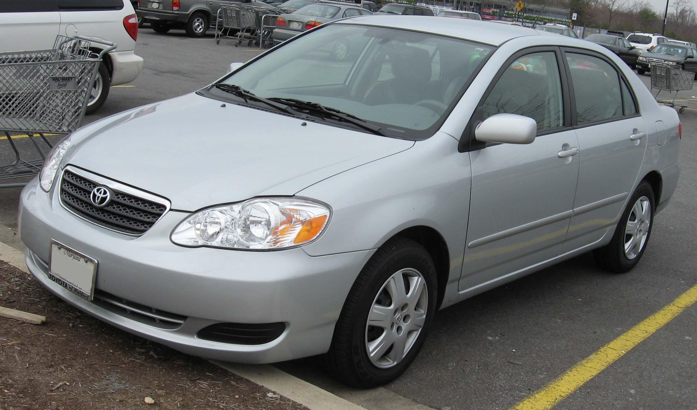 2007 Toyota Corolla Image 14