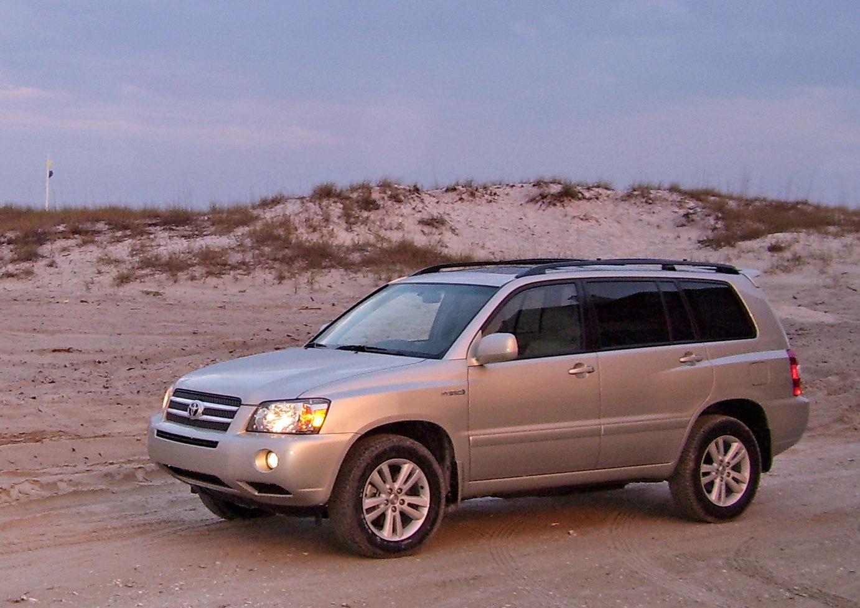 2007 Toyota Highlander Image 16
