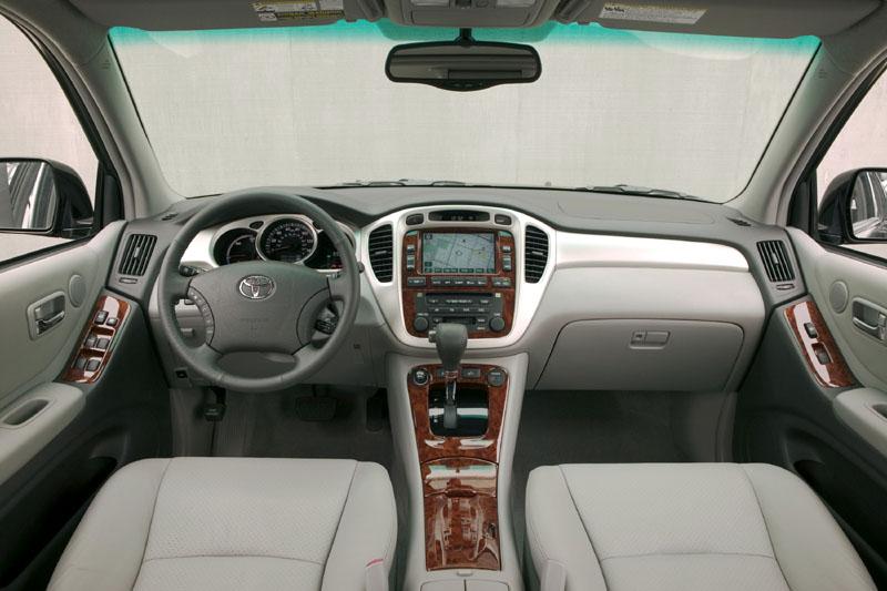 2007 Toyota Highlander Hybrid 18