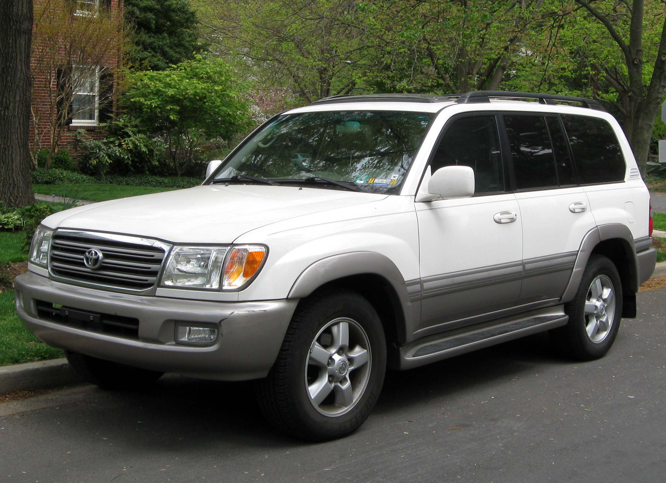 2007 Toyota Land Cruiser #14