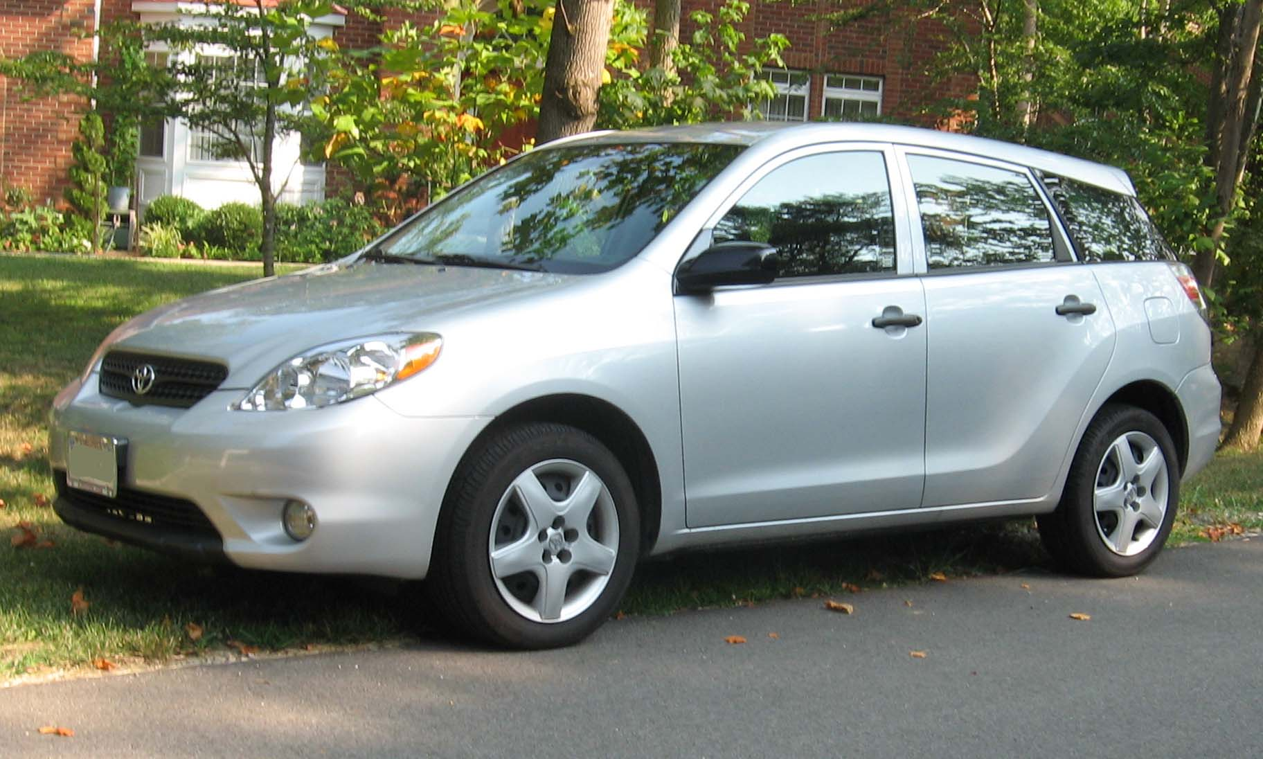 2007 Toyota Matrix #21