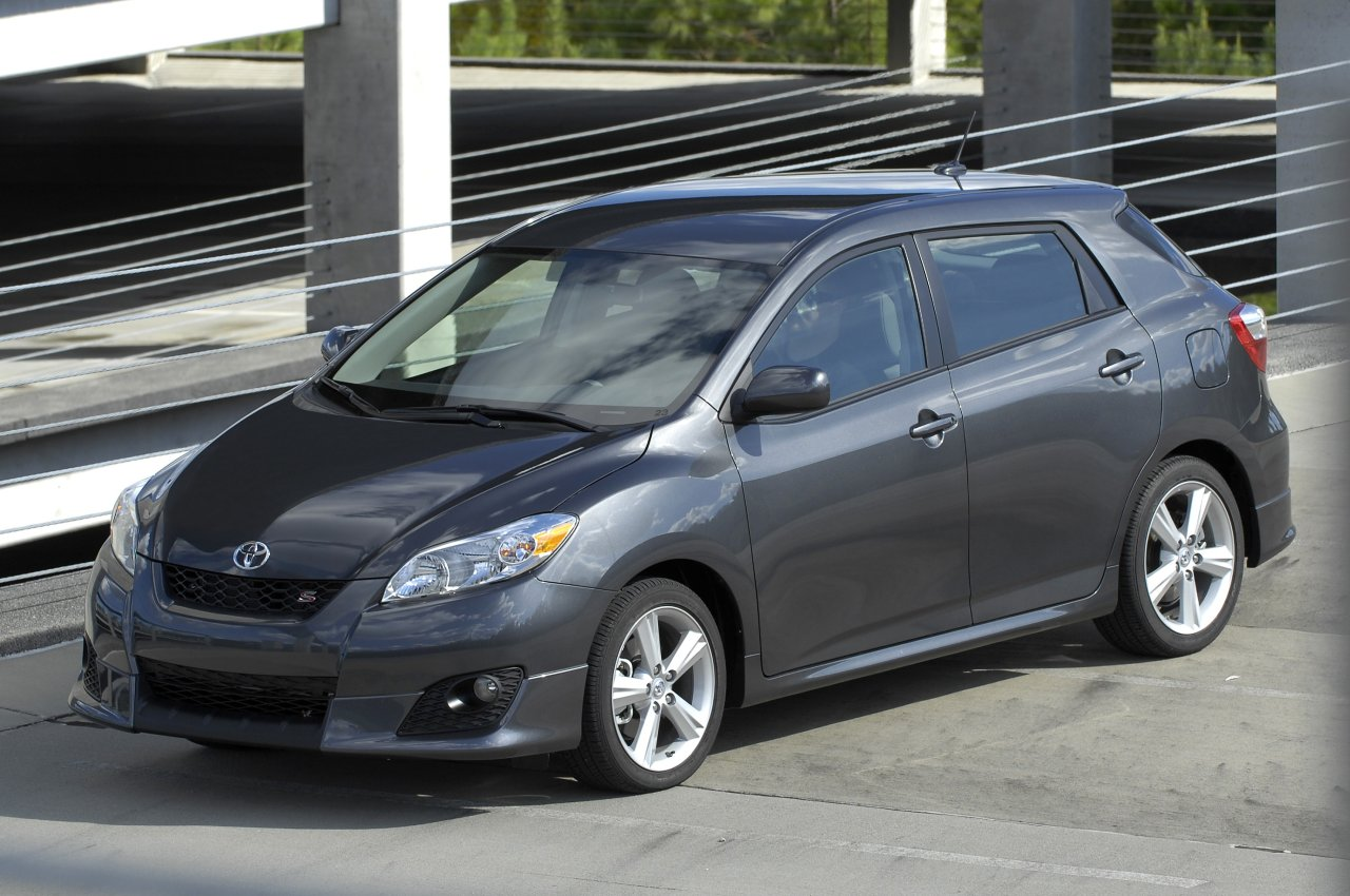2007 Toyota Matrix #16