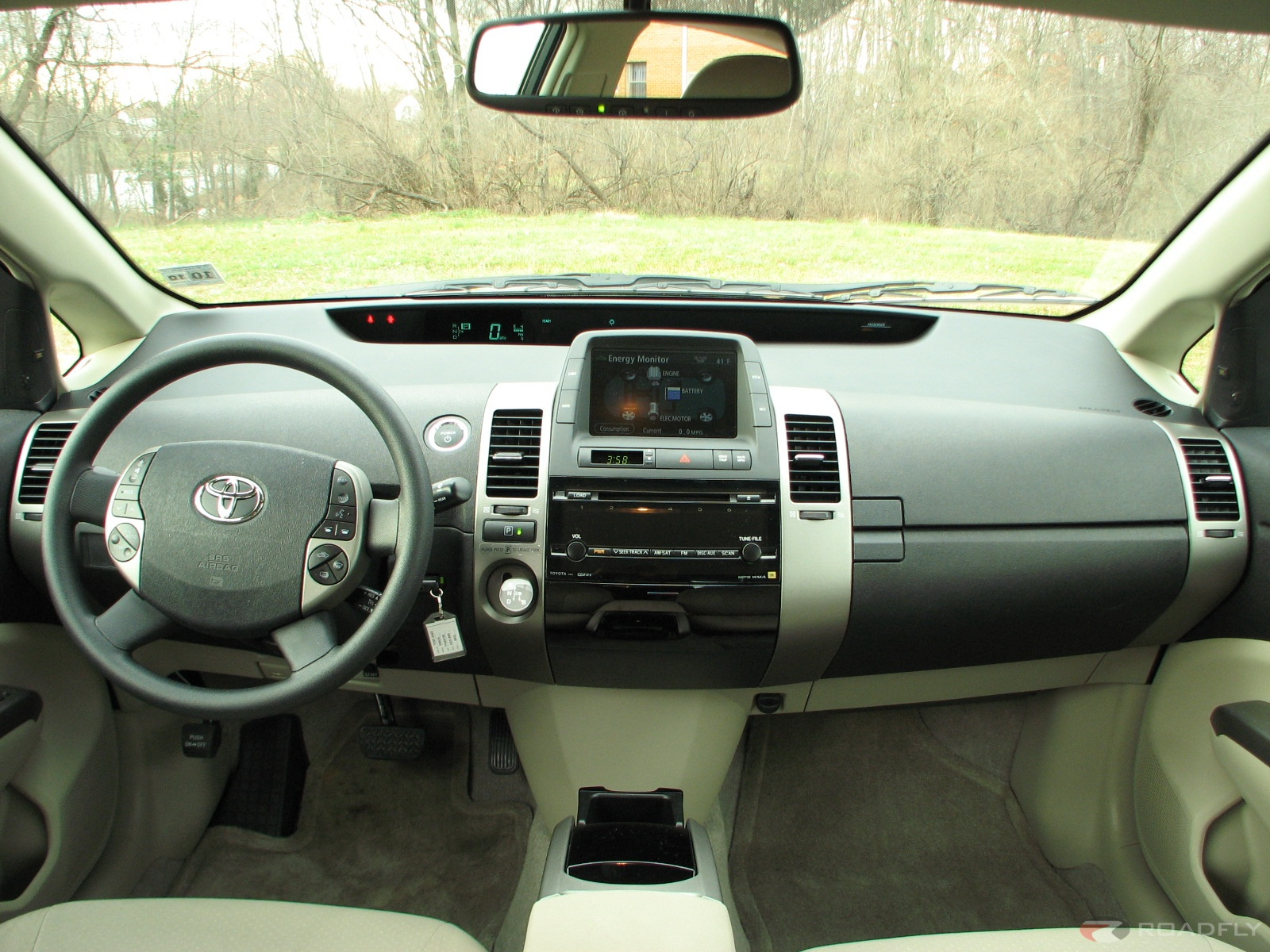 2007 Toyota Prius Information And Photos Zombiedrive