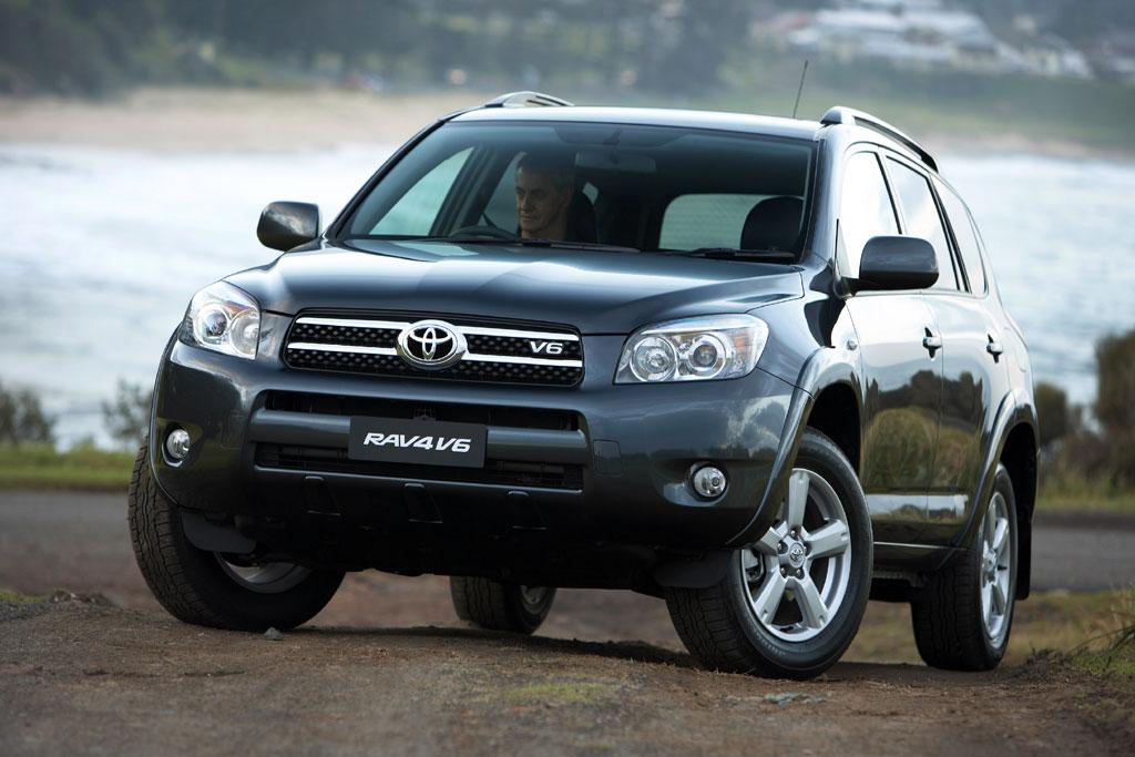 Interior Toyota Rav4 >> 2007 TOYOTA RAV4 - Image #13