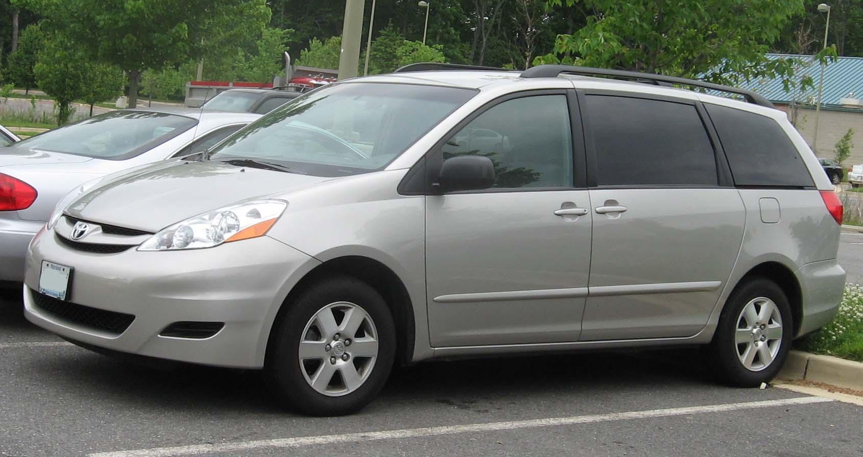 2007 Toyota Sienna 18