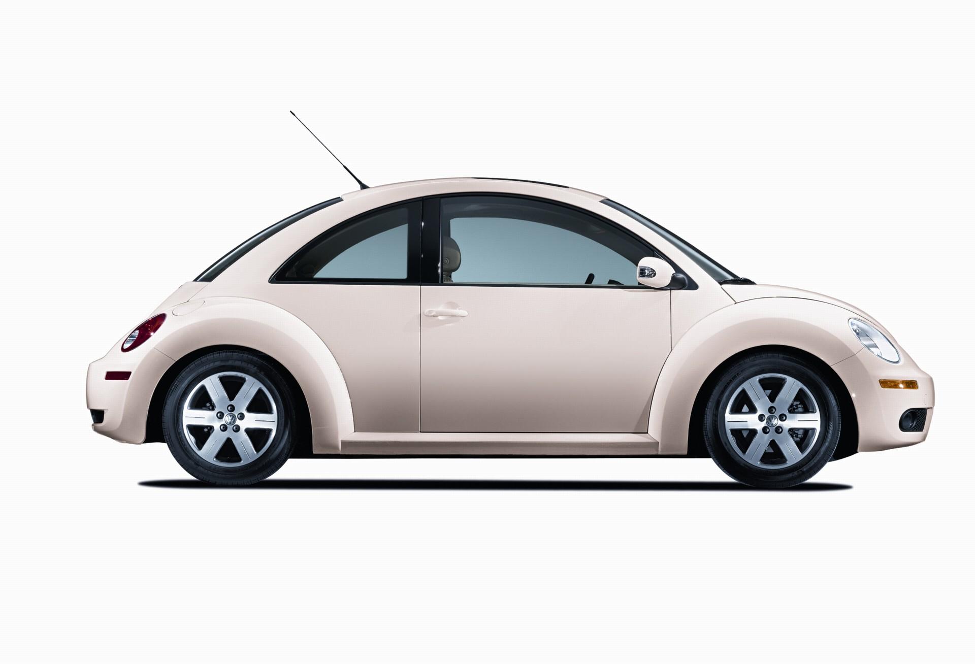 2007 Volkswagen New Beetle Image 17