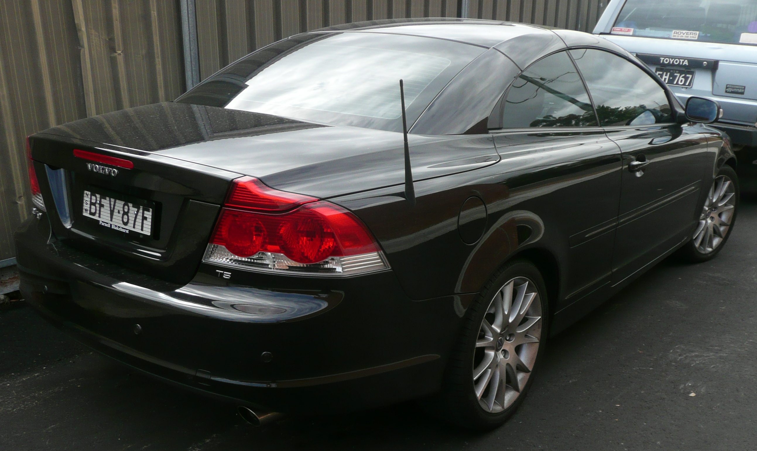 2007 volvo c70 - information and photos - zombiedrive