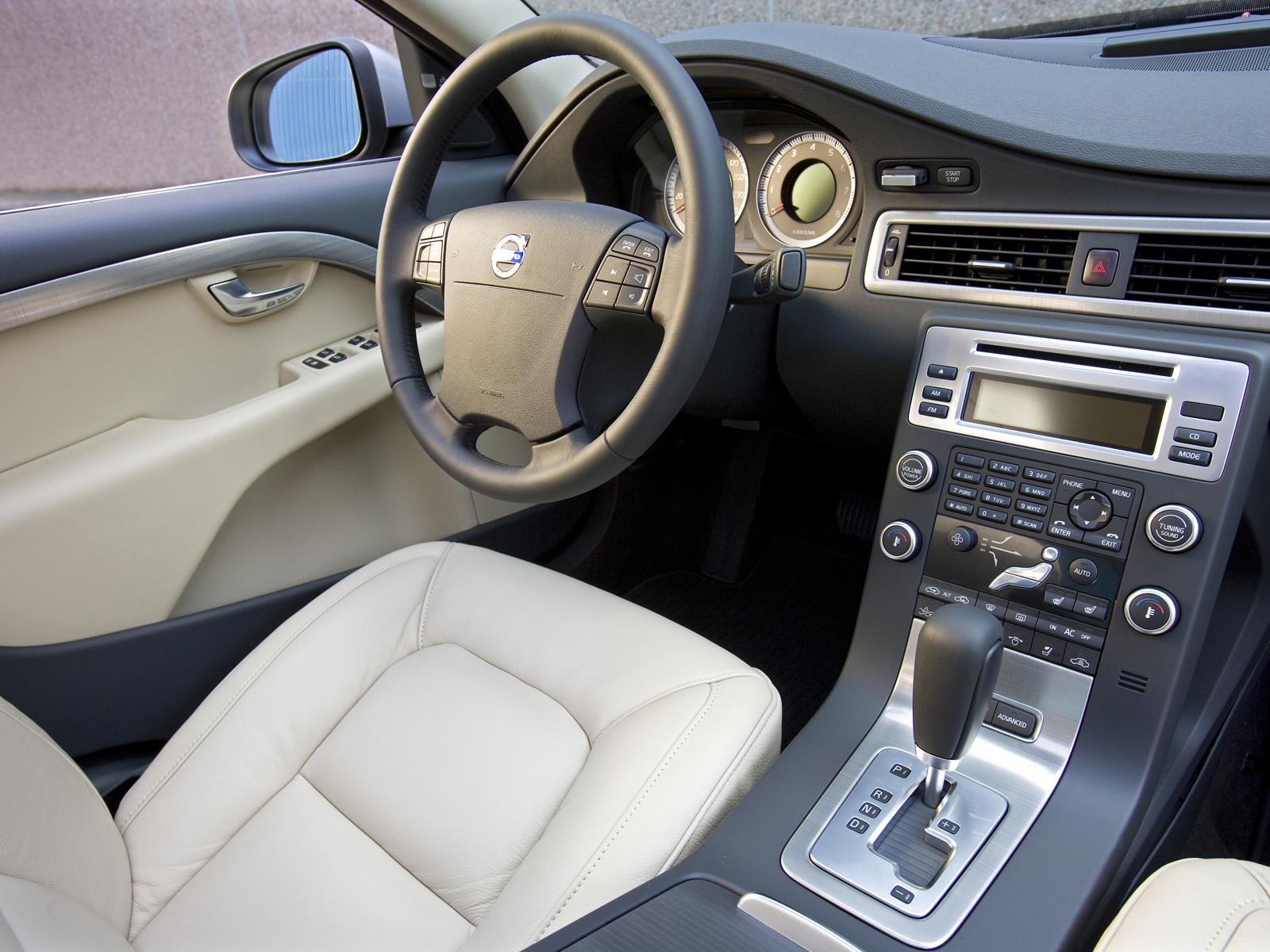 2007 Volvo S80 Image 17