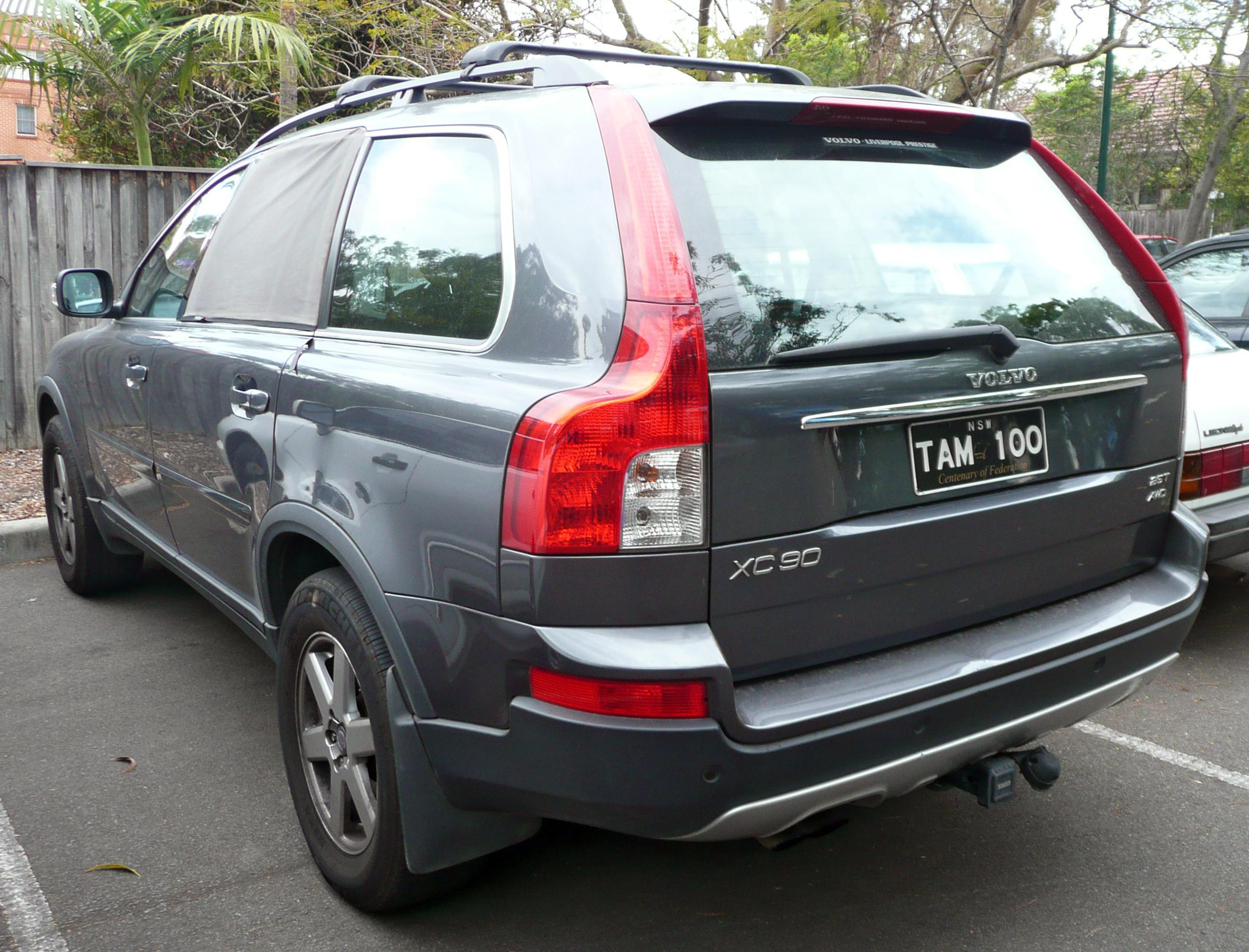 2006 Volvo Xc90 >> 2007 VOLVO XC90 - Image #17