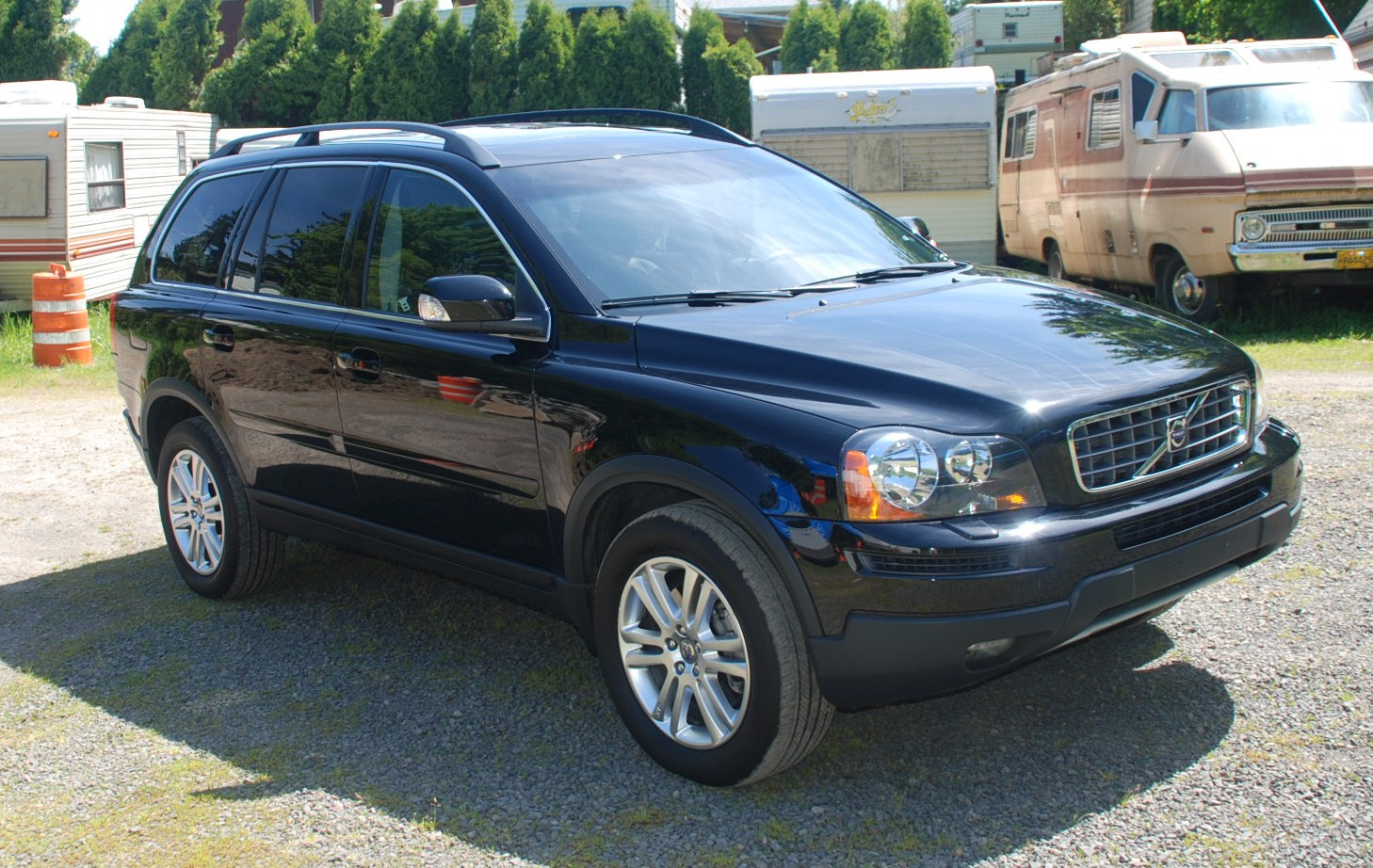 2007 Volvo XC90 - Information and photos - ZombieDrive