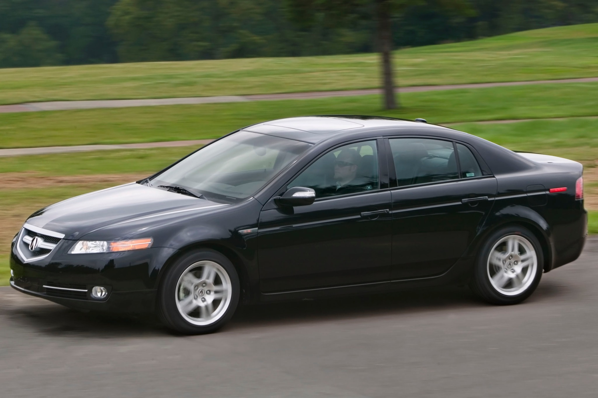 2007 acura tl information and photos zombiedrive