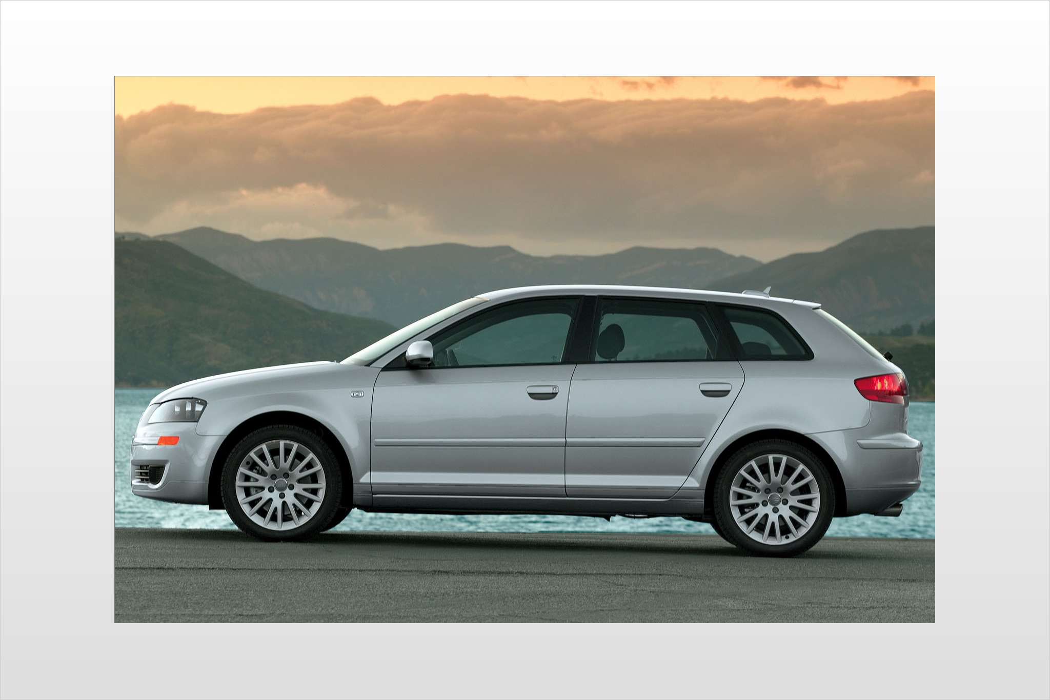 2007 Audi A3 Image 6