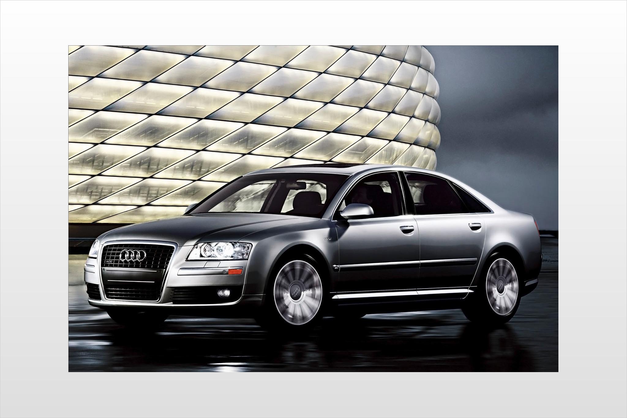 2007 Audi A8 Image 1