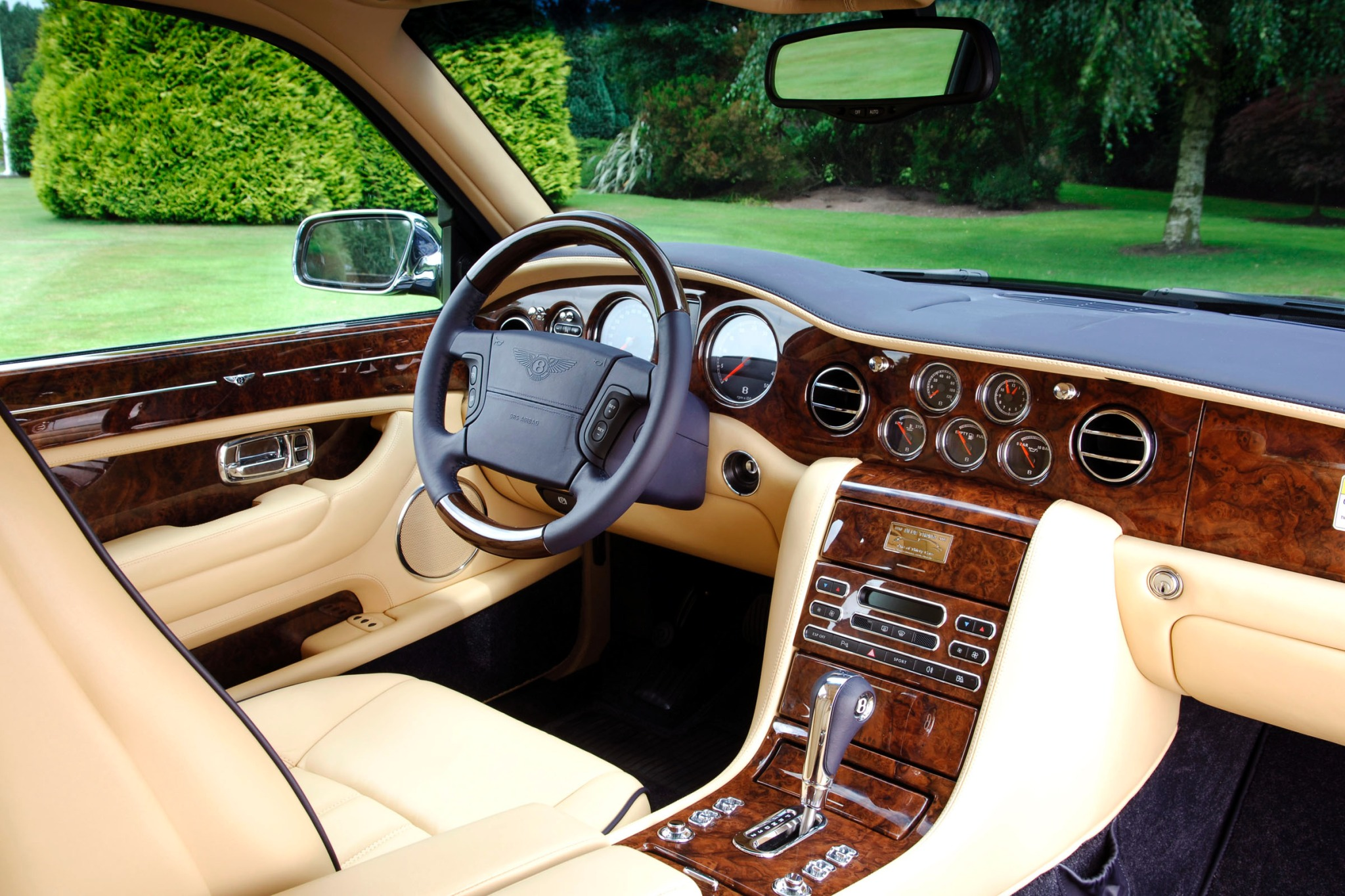 2007 Bentley Arnage R Sed exterior #7