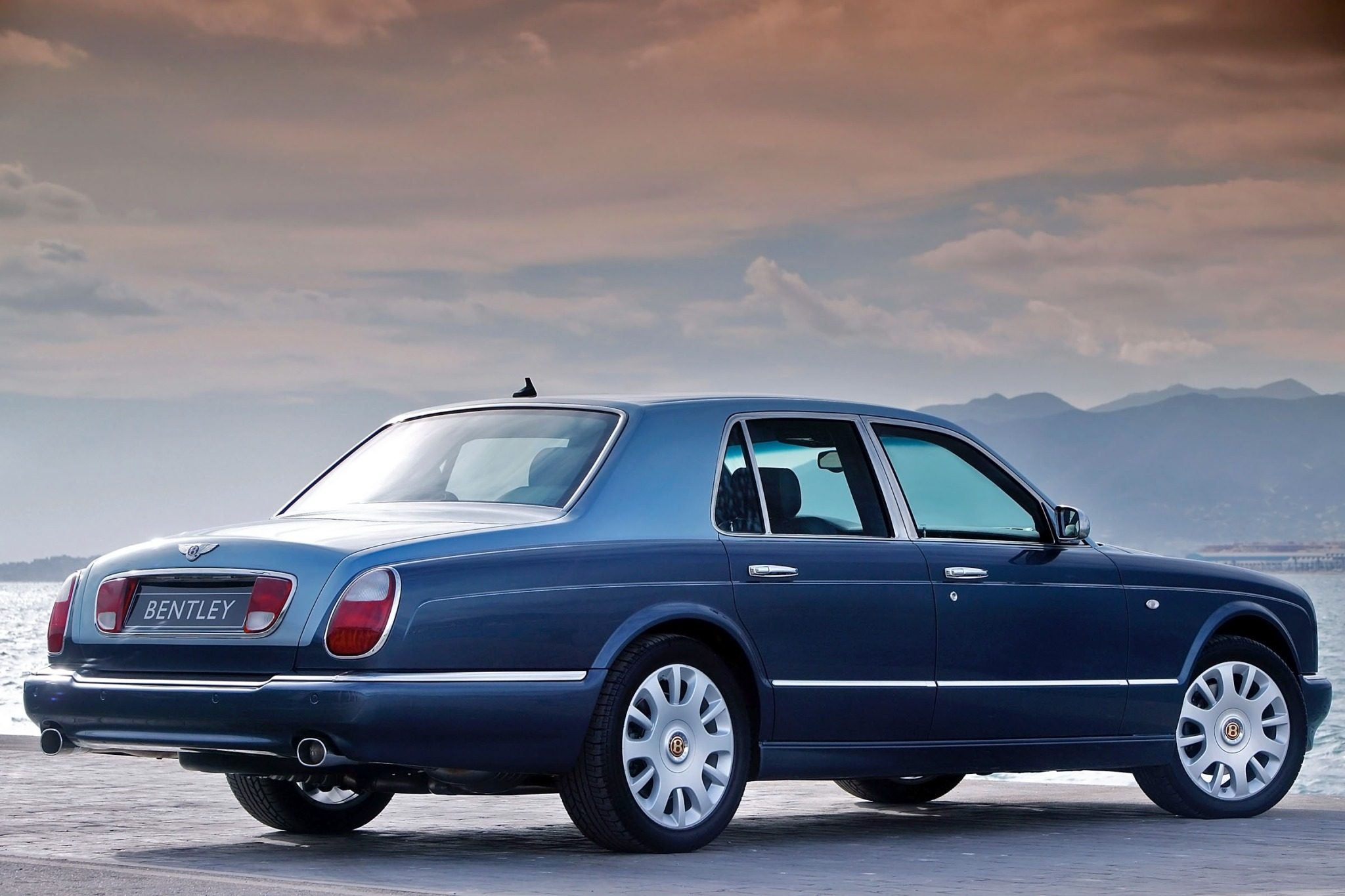 2007 Bentley Arnage R Sed exterior #4
