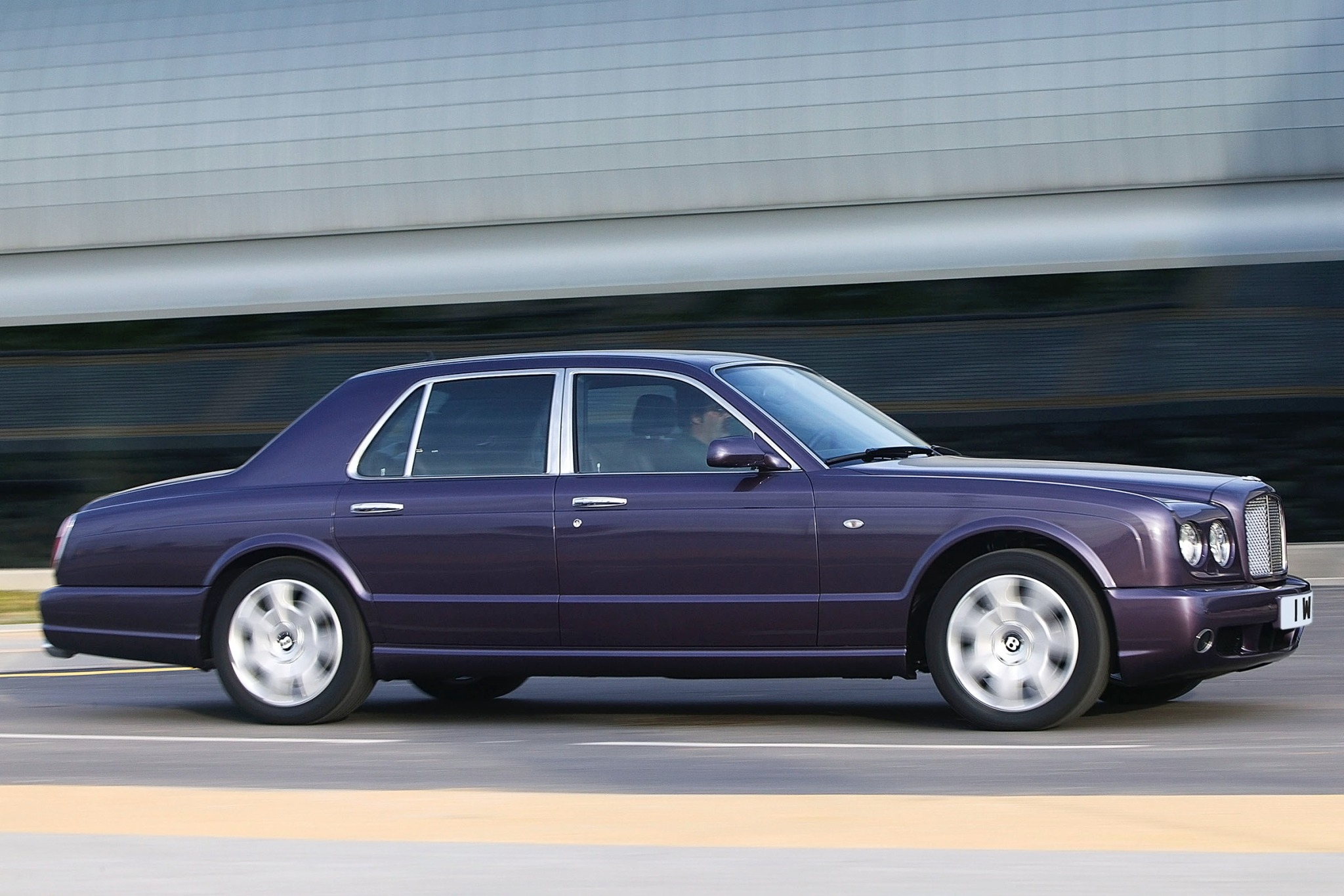 2007 Bentley Arnage R Sed exterior #3