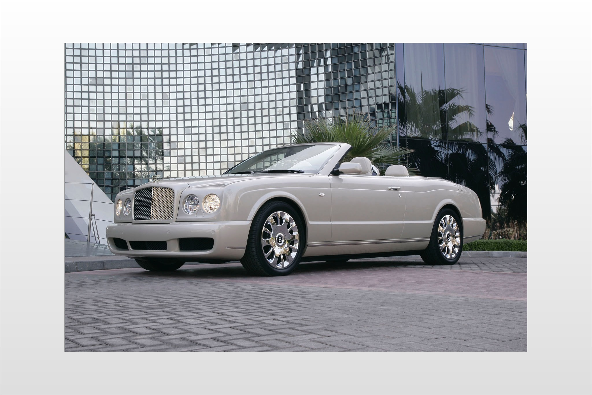 2007 Bentley Azure Conver exterior #1