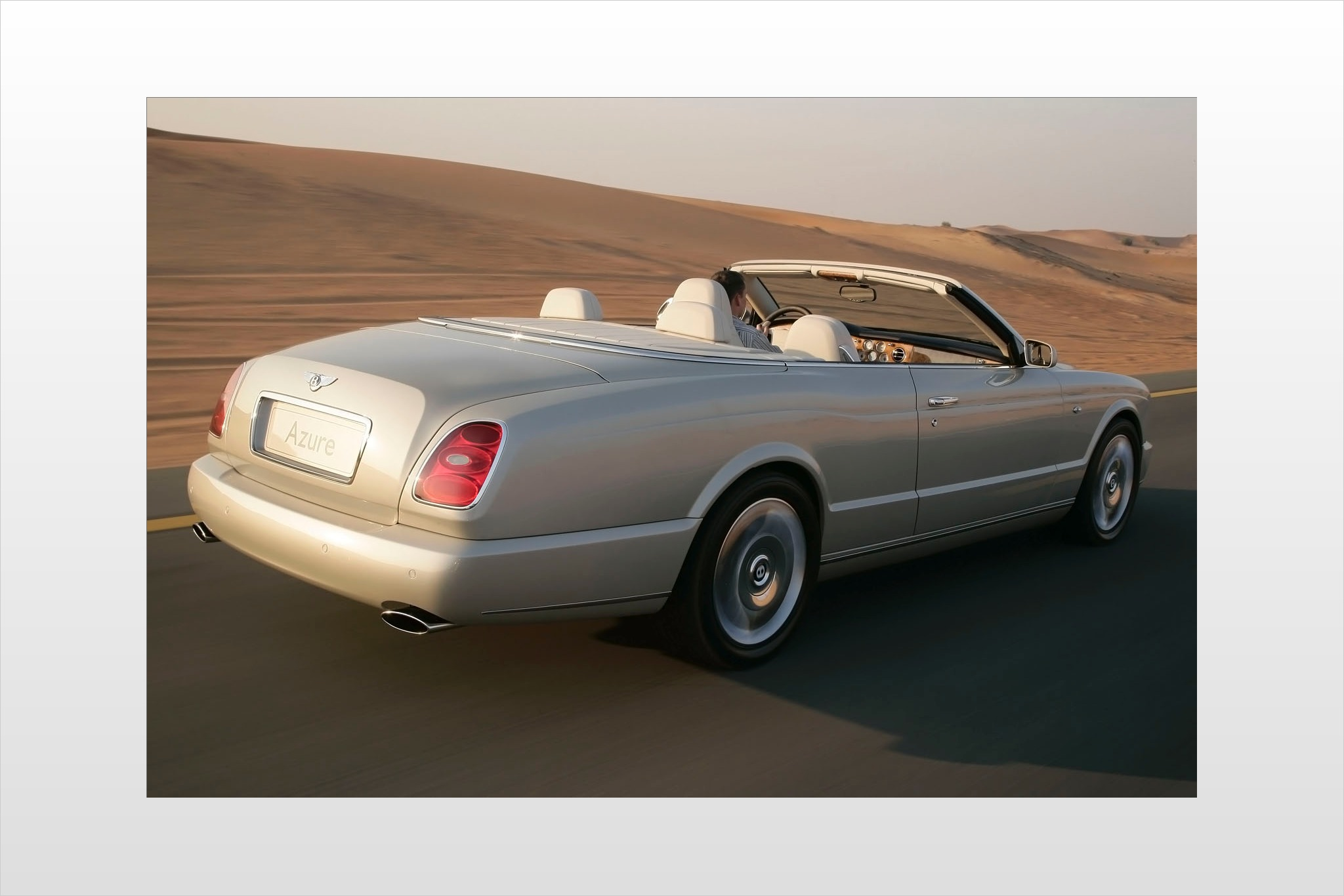 2007 Bentley Azure Conver exterior #4