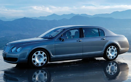 2007 Bentley Continental  exterior #4