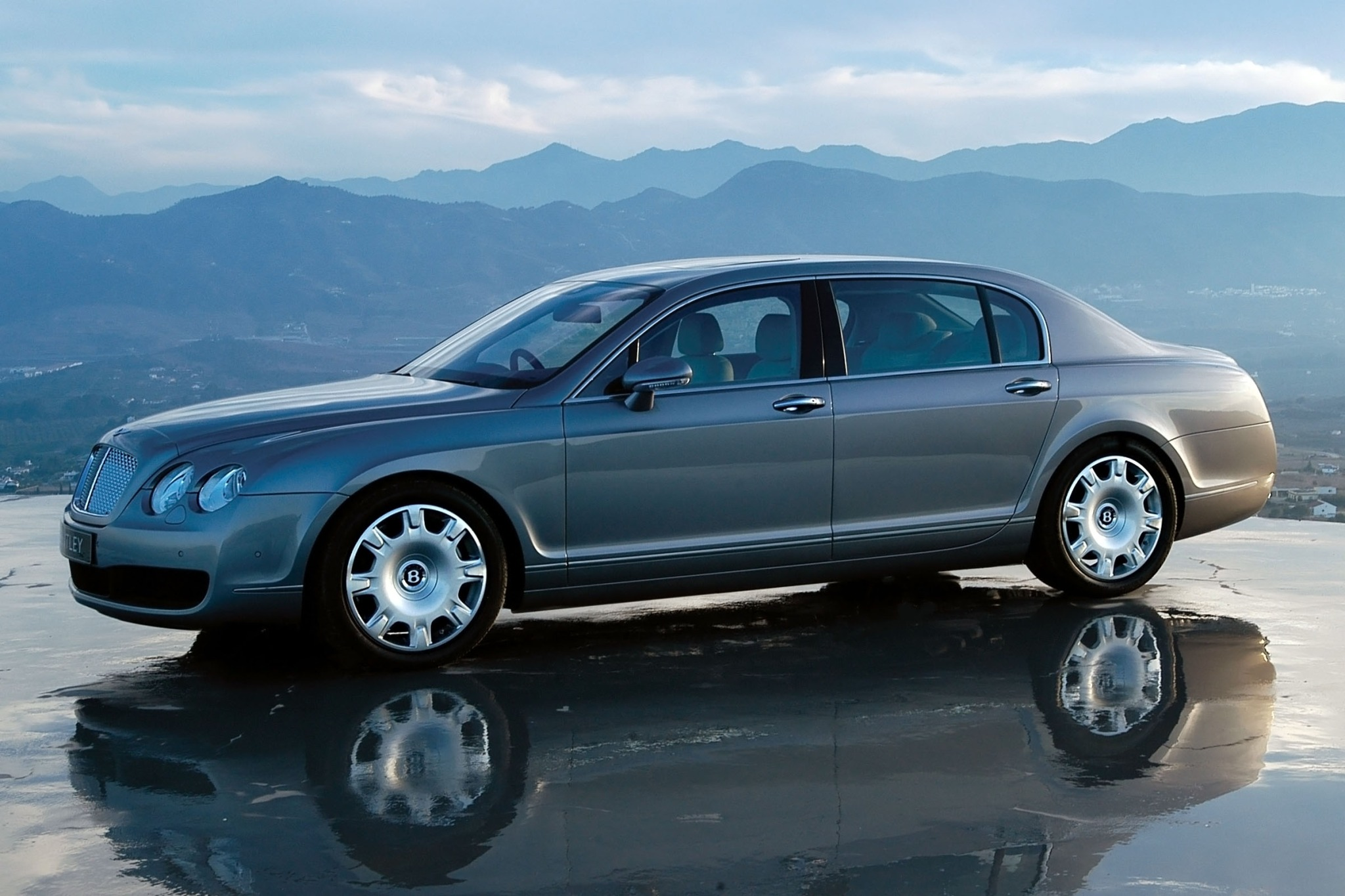 2007 Bentley Continental  exterior #2