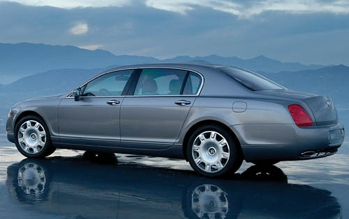 2007 Bentley Continental  exterior #9