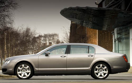 2007 Bentley Continental  exterior #7