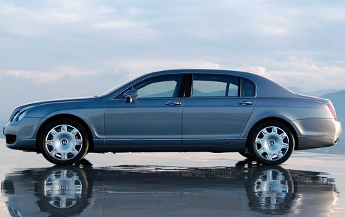 2007 Bentley Continental  exterior #5