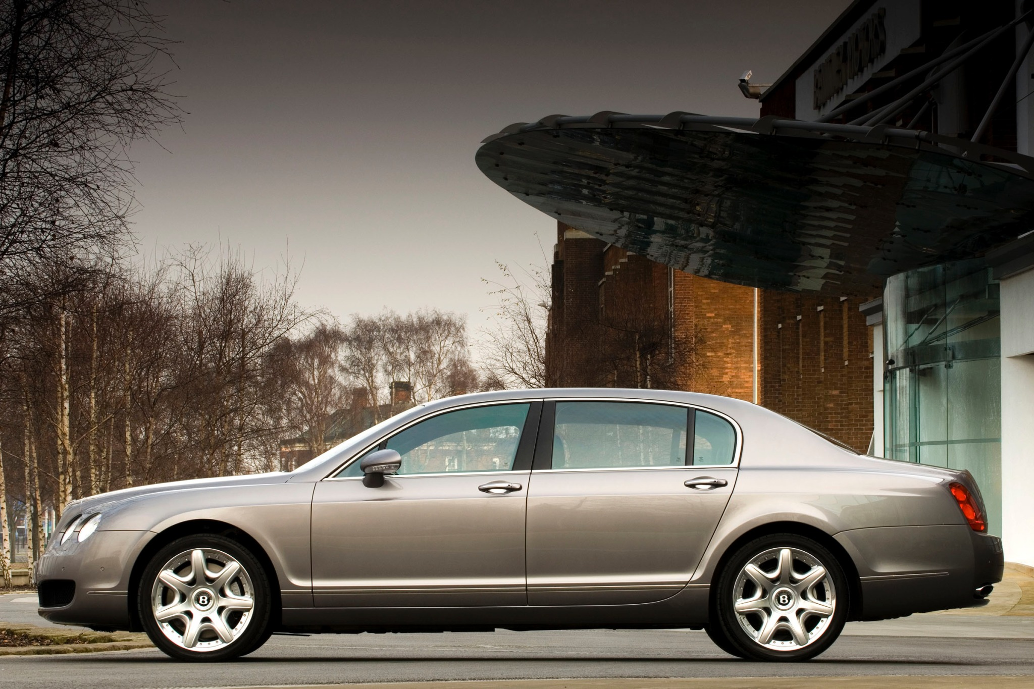 2007 Bentley Continental  exterior #6