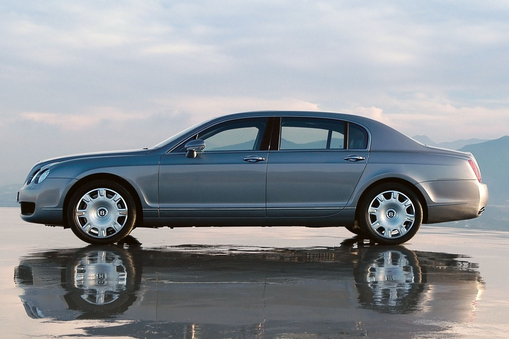 2007 Bentley Continental  exterior #8