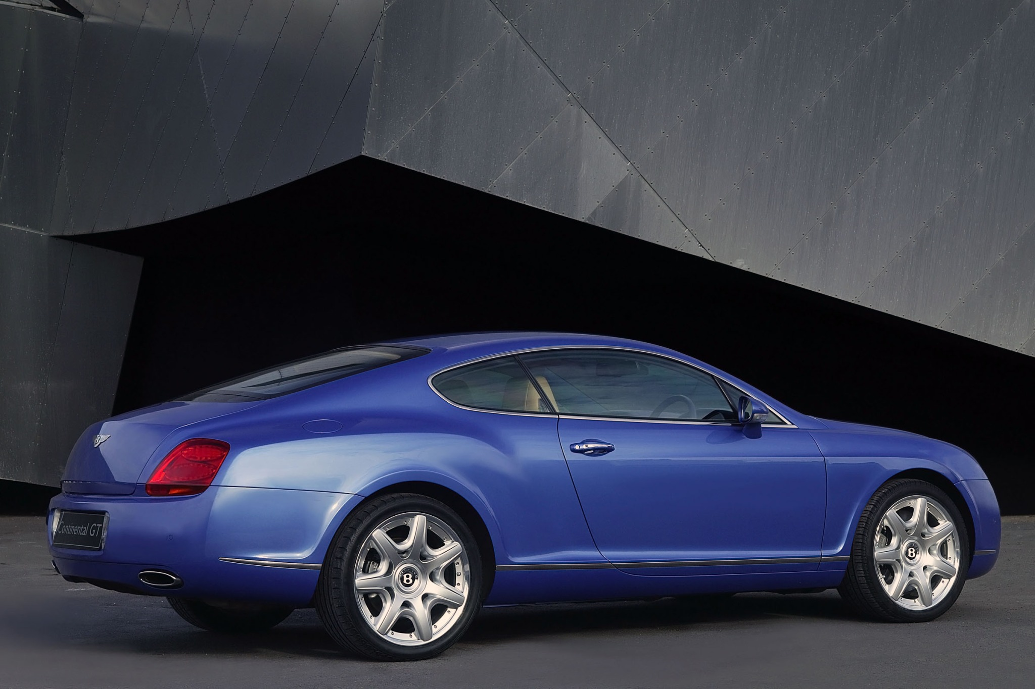 2007 Bentley Continental GT #8
