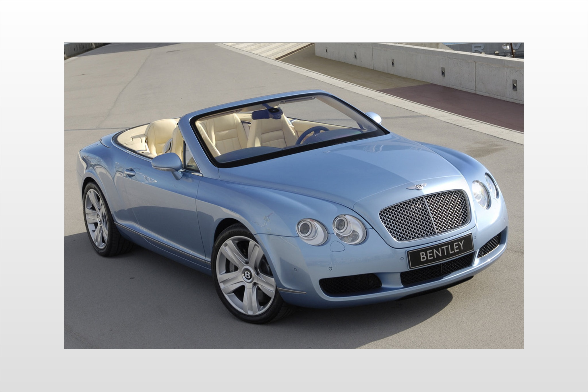 2007 Bentley Continental  exterior #1