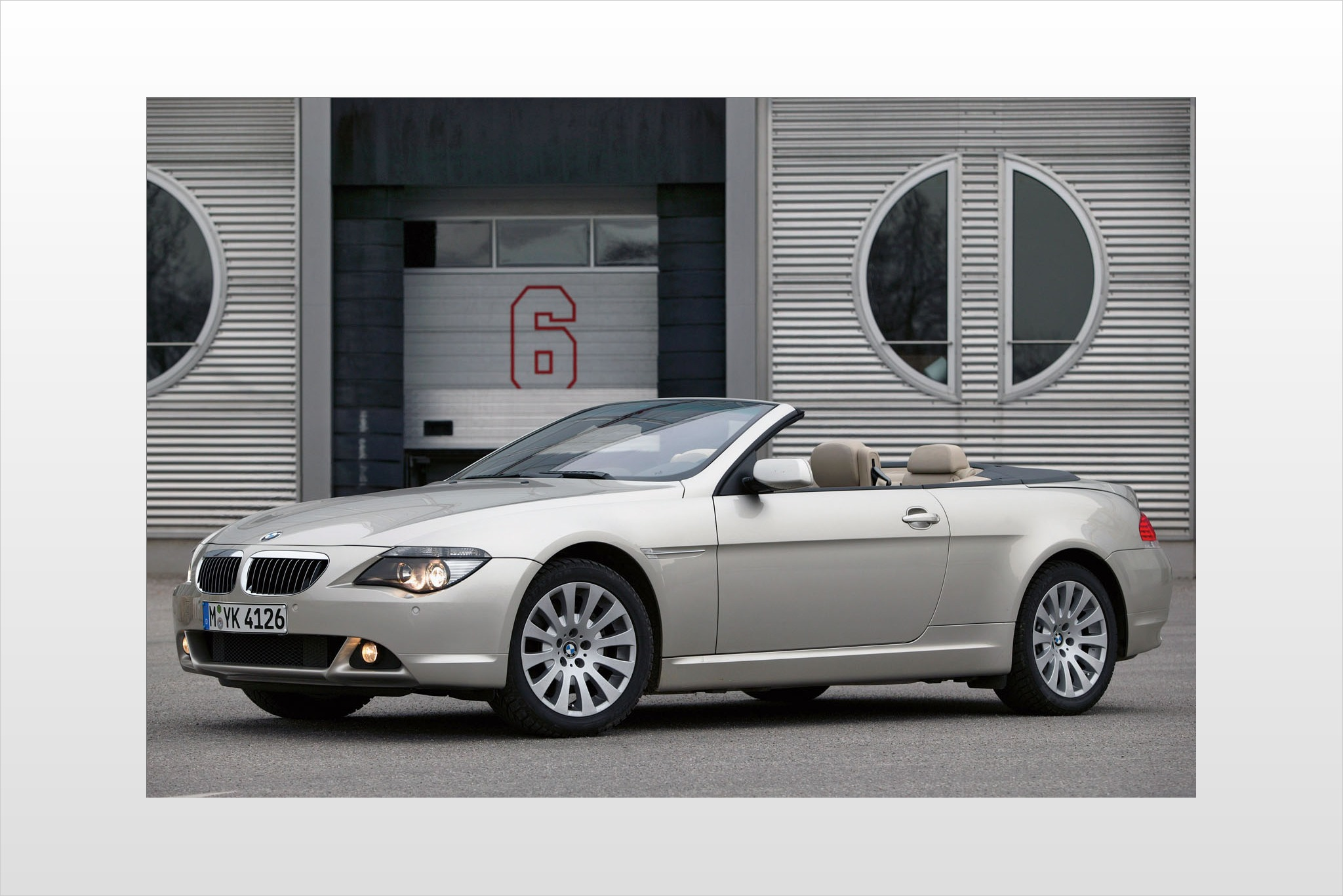 2007 BMW 6 Series 650i Co exterior #1