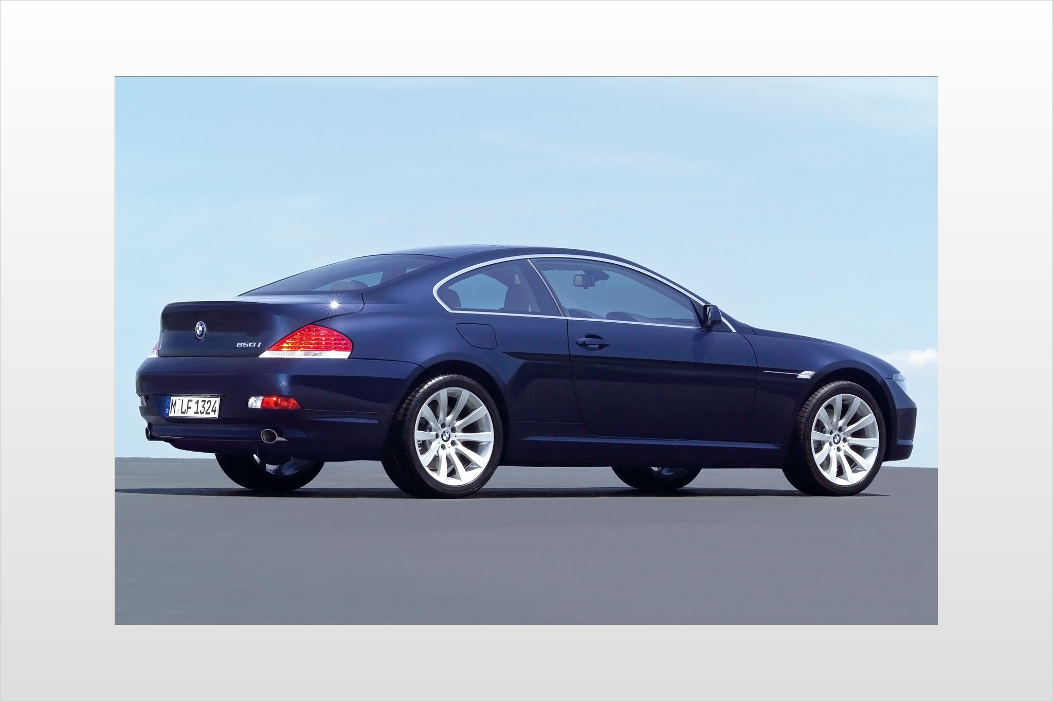 2007 BMW 6 Series 650i Co exterior #4
