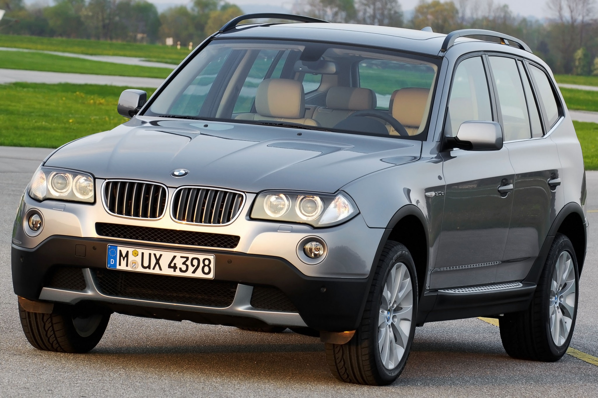2007 BMW X3 3.0si 4dr SUV exterior #1