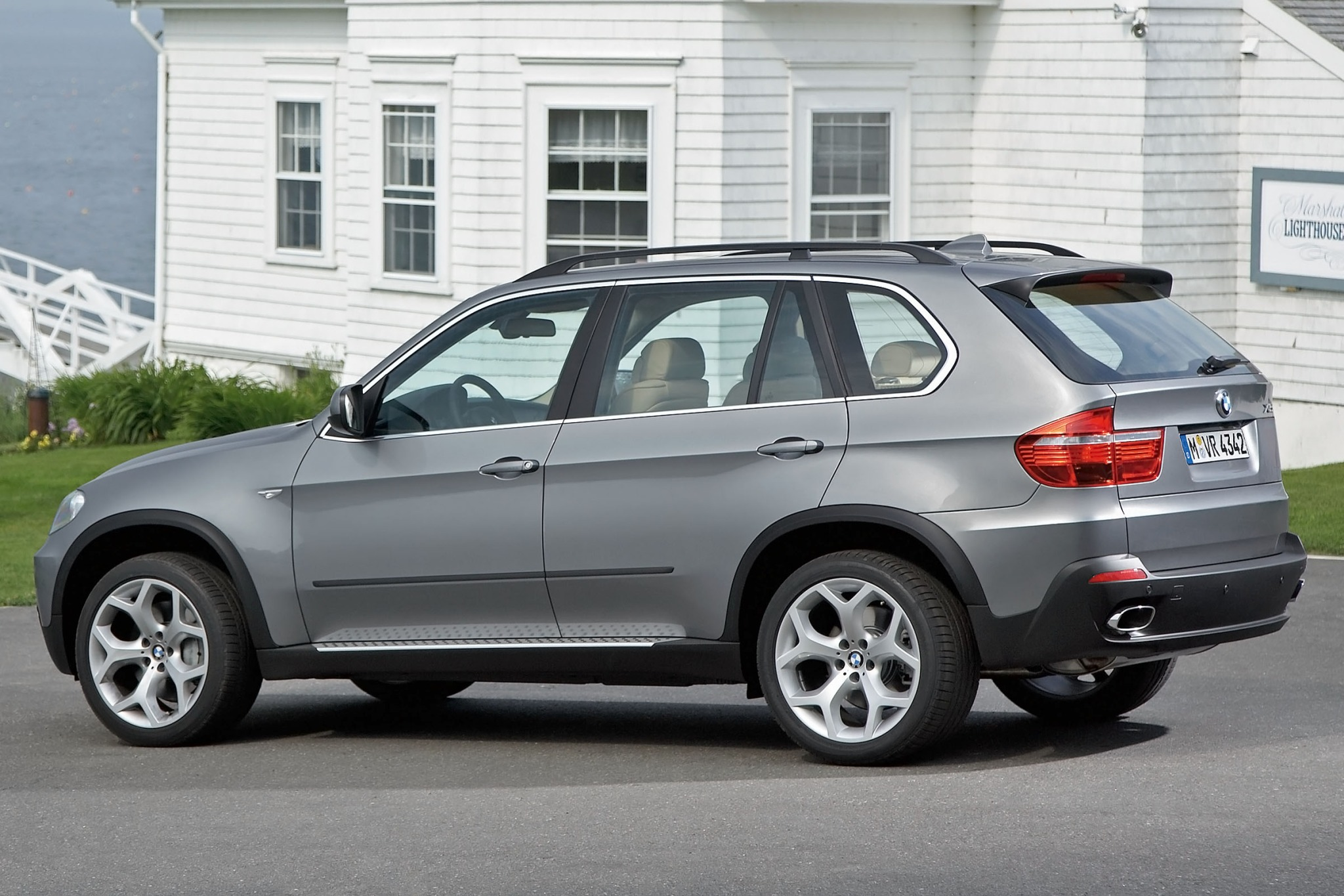 2007 BMW X5 Information and photos ZombieDrive