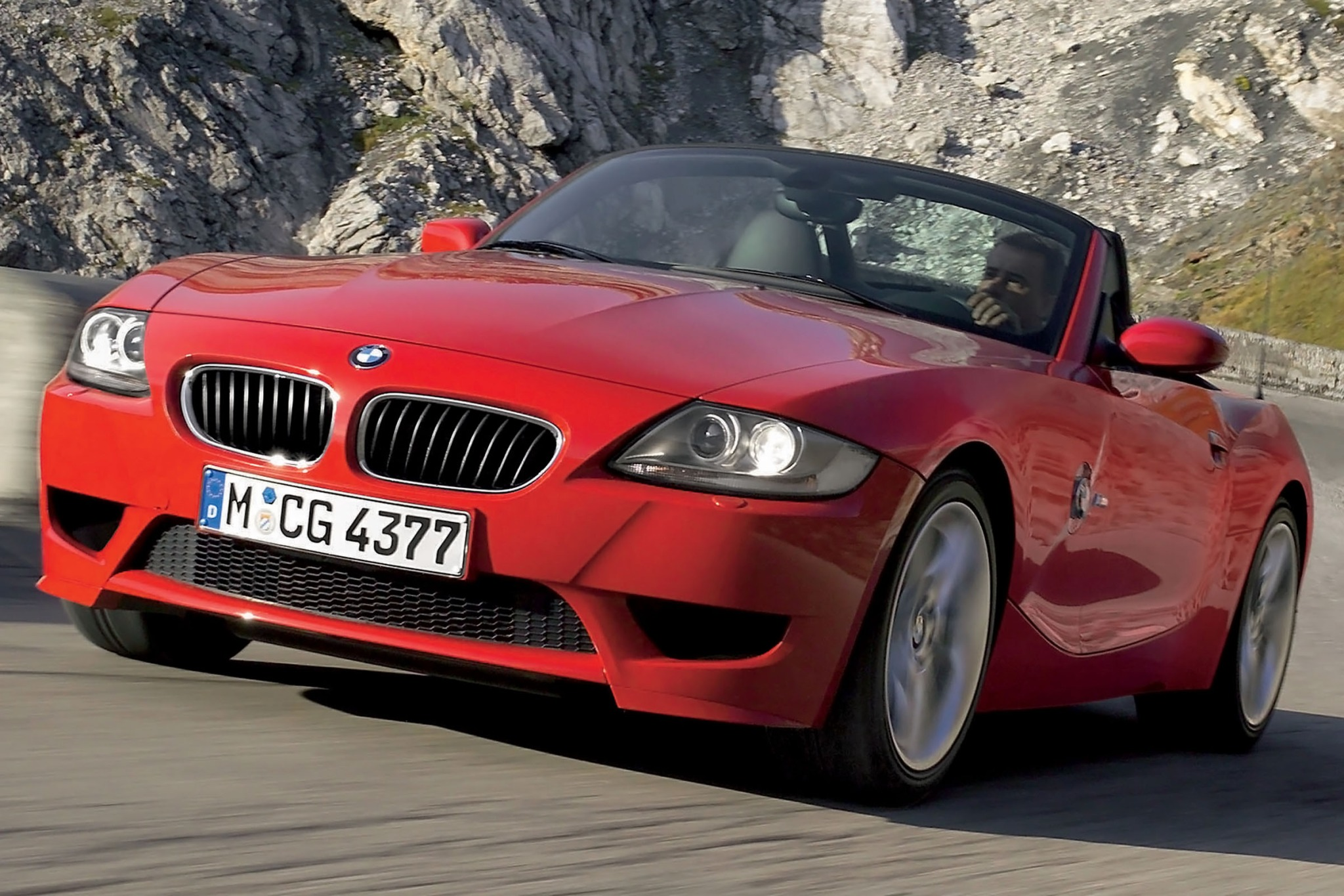 2007 bmw z4 m image 3. Black Bedroom Furniture Sets. Home Design Ideas