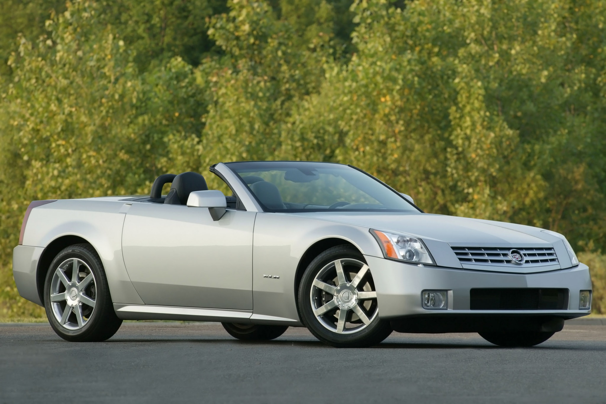 2007 Cadillac XLR Center  interior #1