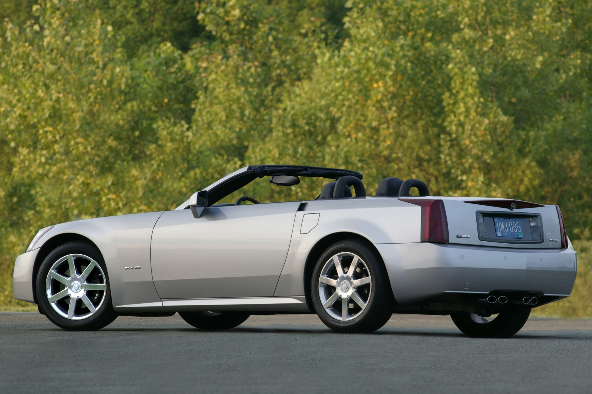 2007 Cadillac XLR Center  interior #6